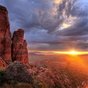Boundary Spanning in Sedona: A workshop hosted by the Center for Creative Leadership