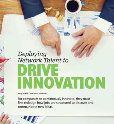 Deploying Network Talent to Drive Innovation